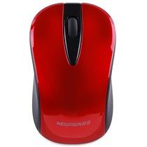 新贵 自由豹1100 无线光学鼠标 红色产品图片主图