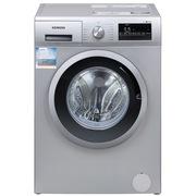 西门子 WM10N1C80W 8公斤 变频滚筒洗衣机 (银色)