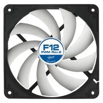 ARCTIC F12 PWM REV.2 风扇 cpu风扇 机箱风扇 12cm 4pin温控风扇产品图片主图