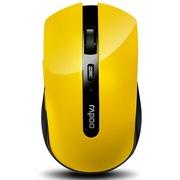 雷柏  7200P 无线光学鼠标 黄色