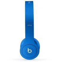Beats Solo HD 独奏者 头戴贴耳式耳机 蓝色 带麦产品图片主图