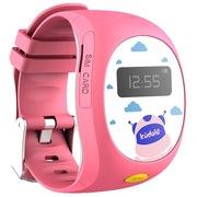 酷多啦 8601 儿童智能手表 GPS实时定位 双向通话 智能防丢 可插SIM卡双向通话 可爱粉
