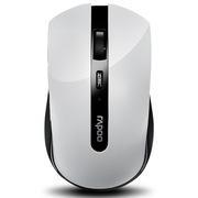 雷柏  7200P 无线光学鼠标 白色