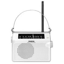 山进 PR-D6 指针调谐便携收音机产品图片主图