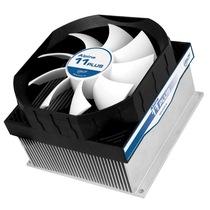 ARCTIC Alpine 11 PLUS CPU散热器 775 1150 1155 1156 4针PWM温控风扇静音散热器产品图片主图