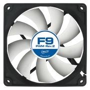 ARCTIC F9 PWM REV.2 风扇 CPU风扇 机箱风扇 9cm风扇 4pin温控