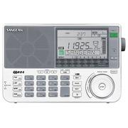 山进 ATS-909X 全波段专业数调收音机 白色