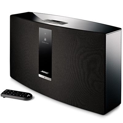 BOSE SoundTouch 30 III 无线音乐系统-黑色 蓝牙/WIFI音箱产品图片1