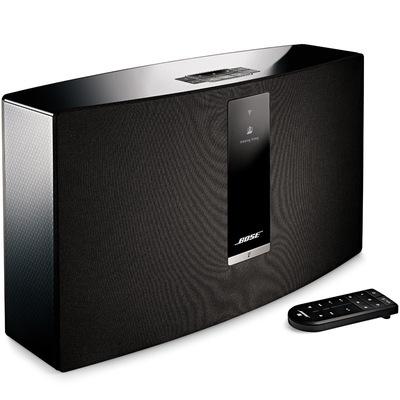 BOSE SoundTouch 30 III 无线音乐系统-黑色 蓝牙/WIFI音箱产品图片2