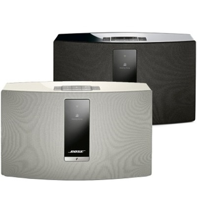 BOSE SoundTouch 30 III 无线音乐系统-黑色 蓝牙/WIFI音箱产品图片3