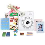 富士 instax mini50S白相机缤纷百搭套装(1)