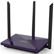 斐讯 PHICOMM FIR303D 300M智能安全无线路由器(紫色)三天线覆盖王家用迷你ap