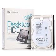 希捷 6TB 7200转 128M SATA 6GB/秒 台式机硬盘(ST6000DM001)
