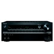 安桥 TX-NR747(B) 7.2声道全景声网络影音接收器 AV功放机 黑色