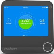 手由宝  B1001带12GB全国流量 3.5寸触控大屏4G智能无线路由(支持移动联通4G/3G/2G上网)曜石黑