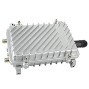 COMFAST CF-WA700 300M大功率无线穿墙户外广告AP 全向wifi无线覆盖铁壳路由器