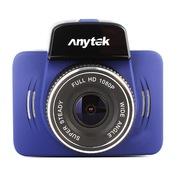 安尼泰科 A200 行车记录仪 1080p 高清 广角 云狗 云电子狗 固定测速 流动测速 GPS轨迹回放