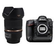 腾龙 尼康(Nikon) D4s 单反套机(24-70)