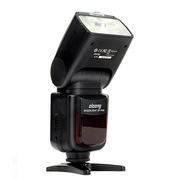 沃龙 SP-595 通用型专业手动闪光灯 GN55 佳能 尼康 色温5600K