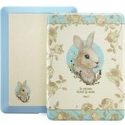ESR kindle保护套/壳 插画师系列 kindle499版保护套/电子书休眠皮套 爱丽丝小兔