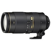 尼康 镜头AFS VR80-400/4.5-5.6G
