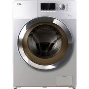 TCL XQG85-FD301HBP 8.5公斤 变频防烫罩 滚筒洗衣机(星空银)