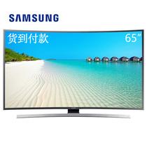三星 UA65JU6800JXXZ 65英寸 4K超高清曲面智能 LED液晶电视 黑色产品图片主图
