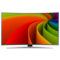 三星 UA65JU6800JXXZ 65英寸 4K超高清曲面智能 LED液晶电视 黑色产品图片2