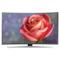 三星 UA65JU6800JXXZ 65英寸 4K超高清曲面智能 LED液晶电视 黑色产品图片4