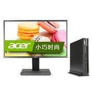 宏碁 VC650 540N 台式电脑(i3-4170T 4G 1T 集显 USB3.0 键鼠 Dos)32英寸
