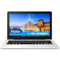 海尔  S200 11.6英寸笔记本电脑(Baytrail四核 2G 64G 11小时续航 WIFI  蓝牙 Win10 )白色产品图片主图