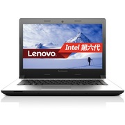 联想 天逸300 15.6英寸笔记本电脑(i5-6200U 4G 500G 2G独显 DVD win10)黑色