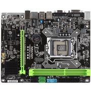 铭瑄 MS-H81XL 全固版 主板(Intel H81/LGA 1150)