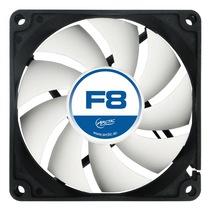 ARCTIC F8 8cm静音机箱风扇 2000转风扇 8cm CPU 机箱 风扇产品图片主图
