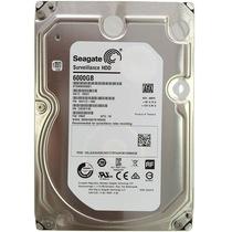 希捷 6T SATA 6Gb/秒 7200转 128M 监控级硬盘(ST6000VX0001)产品图片主图