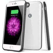 酷壳 扩容充电智能手机壳 炫彩款iPhone 6S/6 2400mAh 64GB