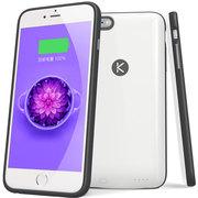 酷壳 扩容充电 智能手机壳炫彩款iPhone 6S Plus/6 Plus 2400mAh 64GB