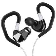 威索尼克 VSD5 入耳式HiFi耳机  亮黑