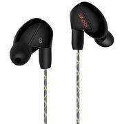 威索尼克 VSD2S 睿智版 入耳式HiFi耳机 黑色