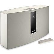 BOSE SoundTouch 30 III 无线音乐系统-白色 蓝牙/WIFI音箱