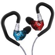 威索尼克 VSD3S 入耳式HIFI耳机 红蓝双色