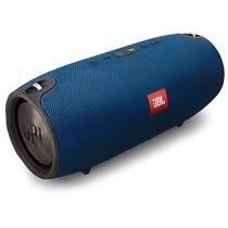 JBL Xtreme 音乐战鼓 高品质立体声 双外部加强低音 超长时间播放 防溅处理 支持多点连接 舞动蓝产品图片主图