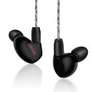 威索尼克 VSD2 跃动版 入耳式HiFi耳机 黑色