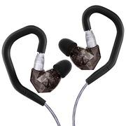 威索尼克 VSD3 入耳式HIFI耳机 黑色