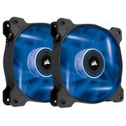 海盗船 美商(US)AF120双包 LED静音版高风量 机箱风扇 (LED蓝光/12CM)
