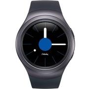 三星 GALAXY GEAR S2 BSM-R720 素铅灰 防尘IP68防水 四重定位 智能手表男女 蓝牙wifi手表