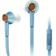 飞利浦 S2LB Fidelio 旗舰系列 入耳式手机音乐耳机 声音不错 高音低音好  线控耳麦  外观不错