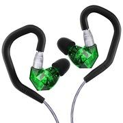 威索尼克 VSD3S 入耳式HiFi耳机 绿色限量版