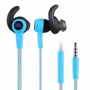 JBL Reflect 有线运动耳机 蓝色