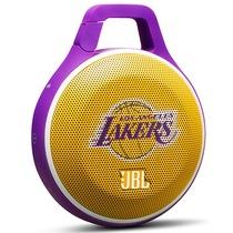 JBL CLIP NBA限量版 充电便携式迷你蓝牙小音箱 无线蓝牙音箱 湖人队产品图片主图